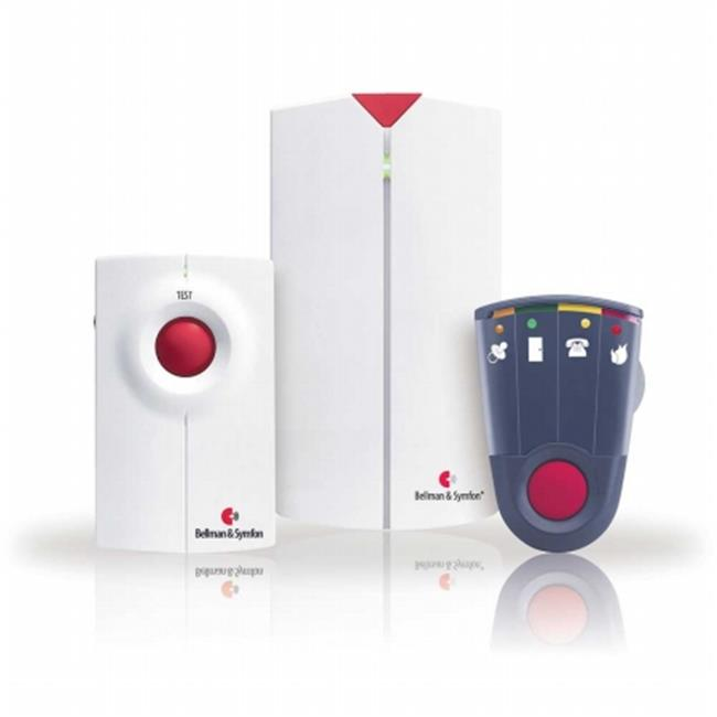 Cicso Independent HC-VISIT-VP1 Bellman & Symfon Visit Alerting With Vibrating Receiver For Phone And Door... by