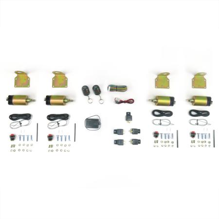 4 door 8 function 50 lbs remote shaved door popper kit chopper 7.3 wholesale