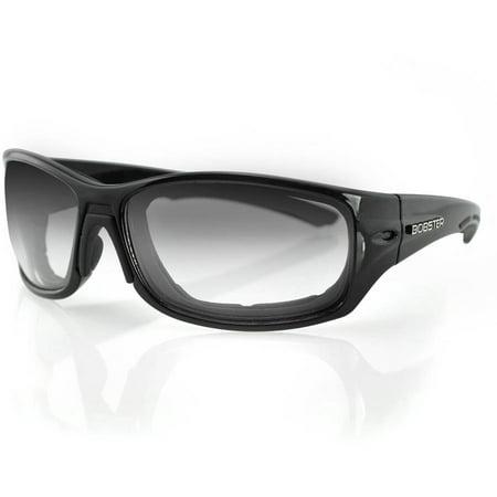 Rukus Riding Sunglass, Black, Anti-Fog Photochromic (How To Replace Sunglass Lenses)