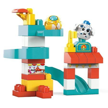 Mega Bloks Peek A Blocks Amusement Park with Big Blocks Now $9.99 (Was $19.99)