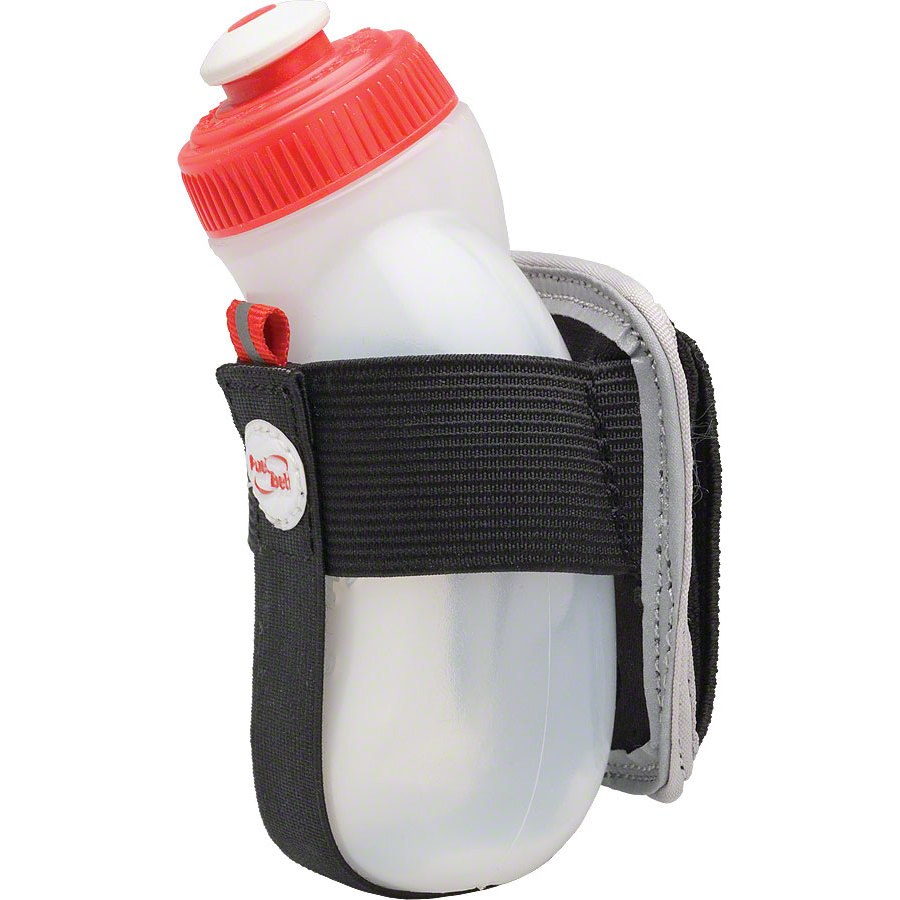 Fuelbelt Plus-One: 8oz. Bottle with belt loop holster