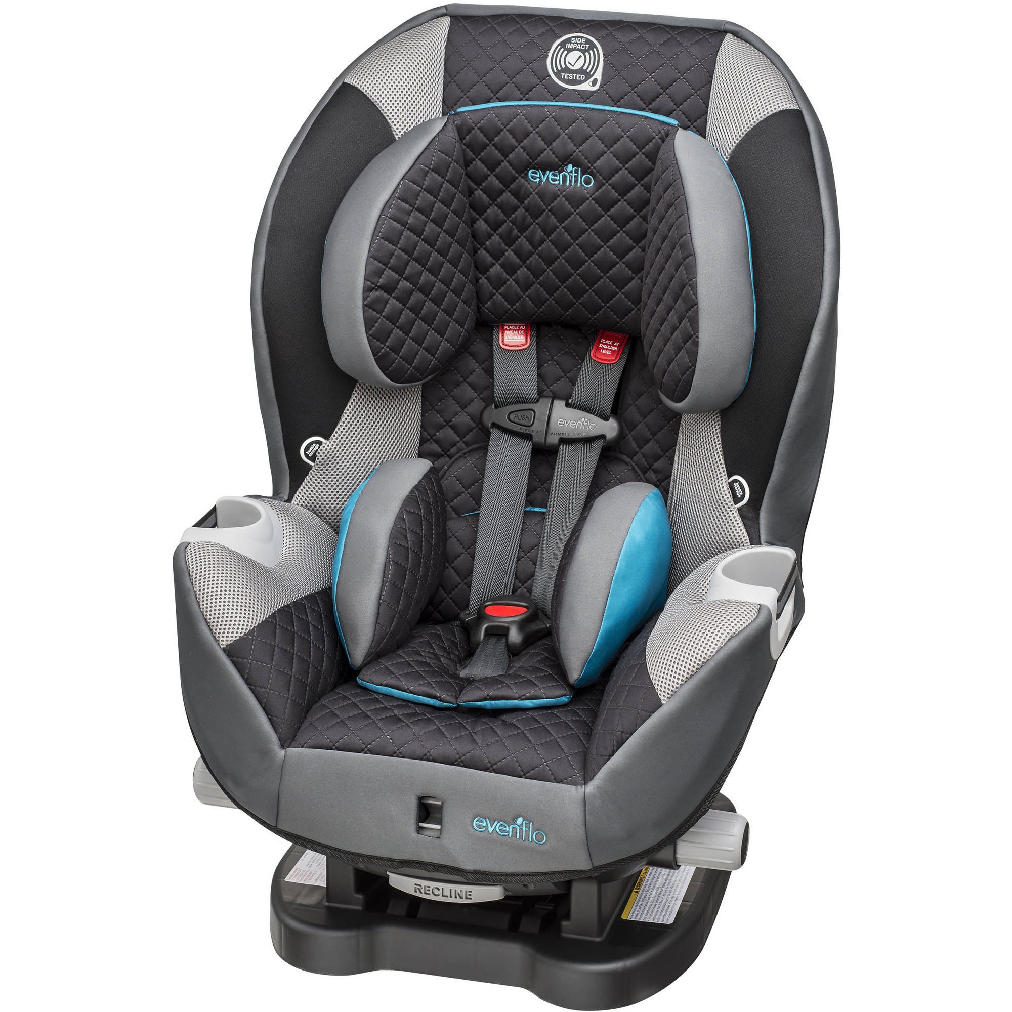 Evenflo Advanced Triumph LX Convertible Car Seat, Choose your color