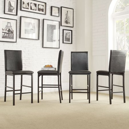 Lane 4 Revolution (Chelsea Lane Counter Height Dining Chair - Set of 4 )