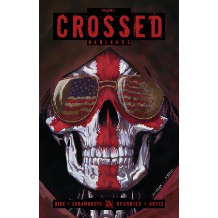 Horror Makeup Tutorial (Crossed: Crossed Volume 8)
