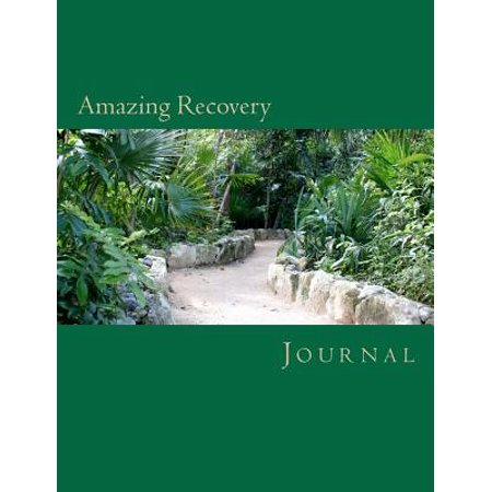 Amazing Recovery Journal by