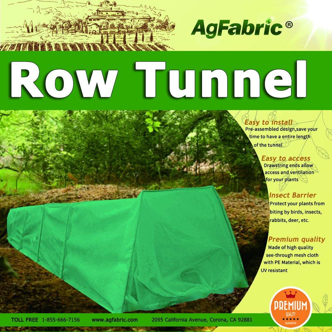 Medium Large Green Plant Fleece Blanket Bag Winter Protection Frost Garden Small 2 x Small