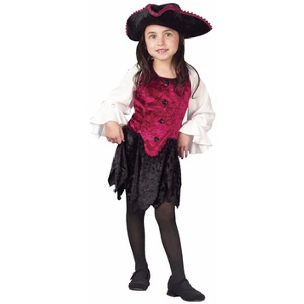 Toddler First Mate Pirate Costume by