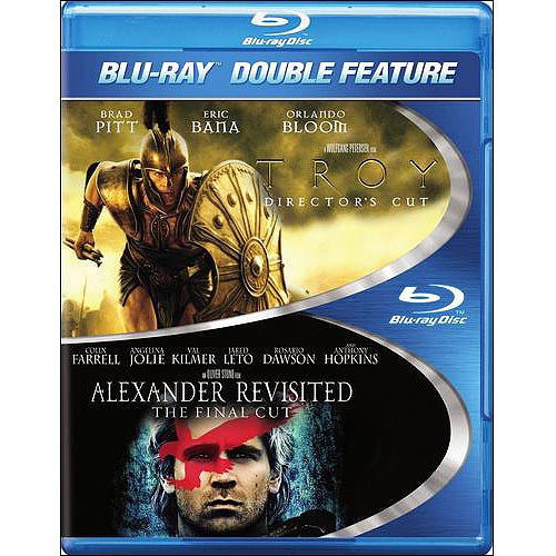 Troy / Alexander Revisited (Unrated Final Cut) (Blu-ray) (Widescreen)