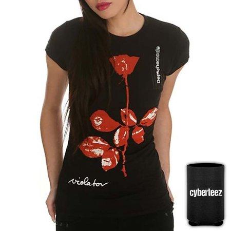 Depeche Mode Violator Womens T Shirt   Coolie  S