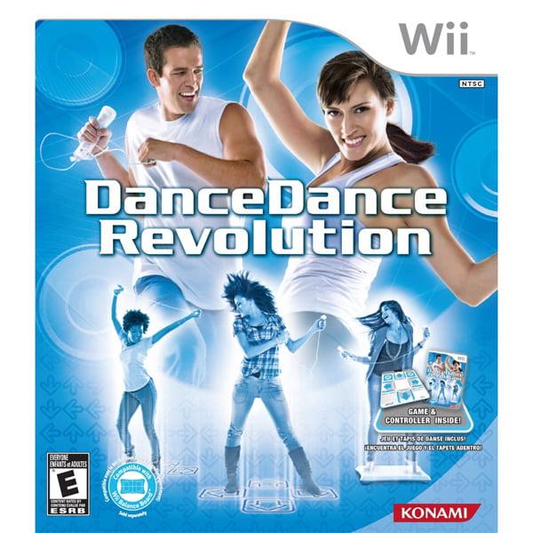 Konami DanceDance Revolution Bundle (Nintendo Wii)
