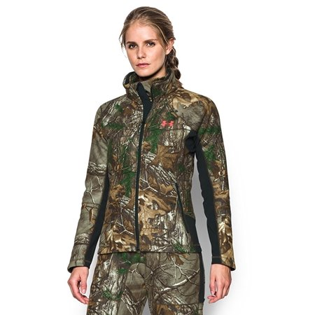Under Armour Stealth Wms Jacket Rt Xtra Xl