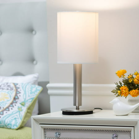 Adesso 4173 Hollywood Table Touch Lamp Adesso Plastic Table Lamp
