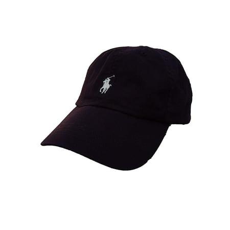 Ralph Lauren - Polo Ralph Lauren Men`s Cotton Chino Baseball Cap (Purple  (3012) White 6955af8dd6e