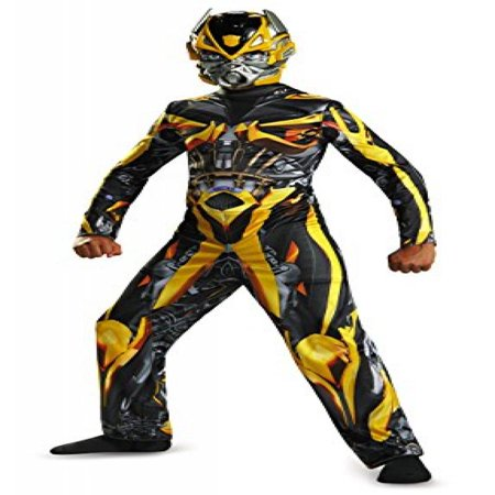 Hasbro Transformers Age of Extinction Movie Bumblebee Classic Boys Costume,