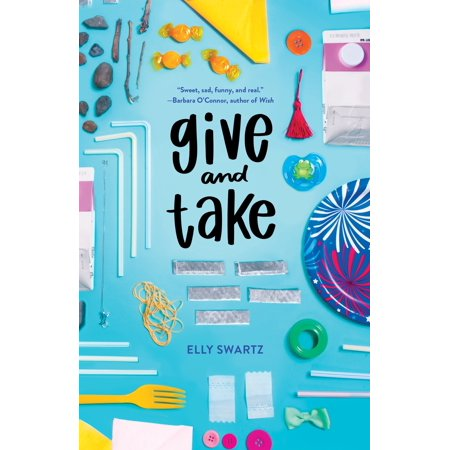 Give and Take (Take From The Rich Give To The Poor)