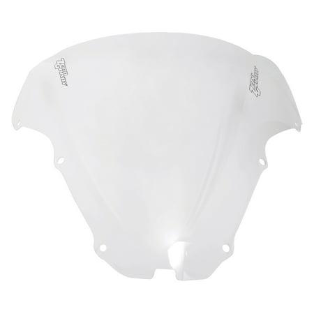 ZERO GRAVITY SR Series Windscreen Front - Kawasaki - Acrylic Plastic Clear  - Zero Gravity Windscreen Windshield