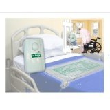 (Smart Caregiver Bed Alarm and Sensor Pad With AC Adapter)