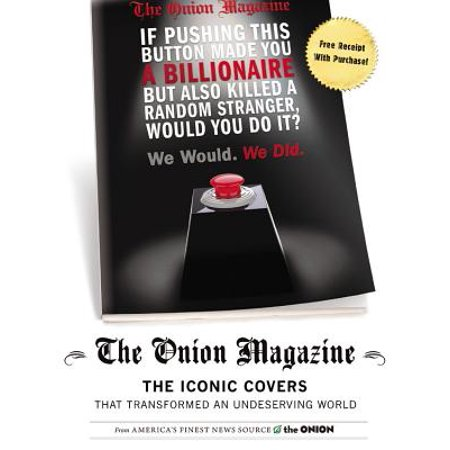 The Onion Magazine - eBook - The Onion In The Know Halloween