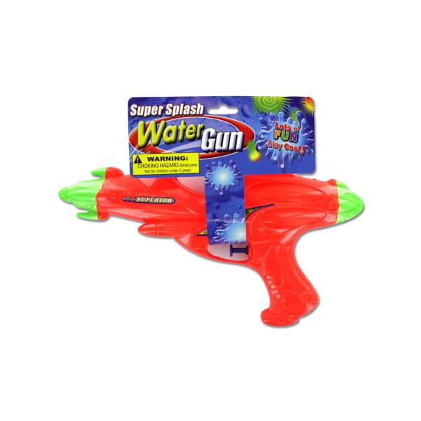 Super Splash Water Gun (Pack Of 24) by Bulk Buys