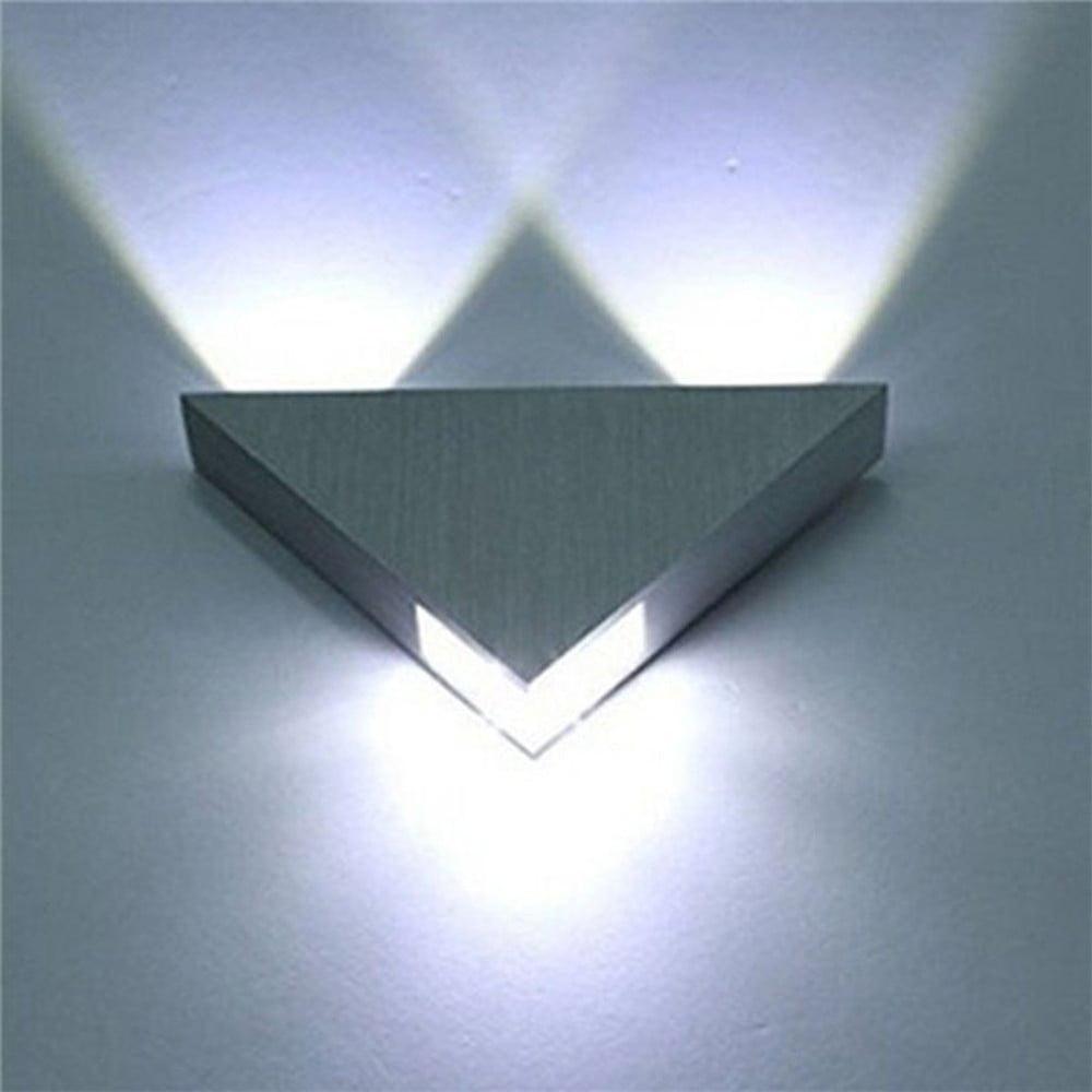 Metal LED Wall Sconces Light Fixture Bedroom Porch Hotel Canteen DIY Lamp