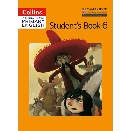 Collins International Primary English – Cambridge Primary English Student's Book 6 - History Of Halloween For Primary Students