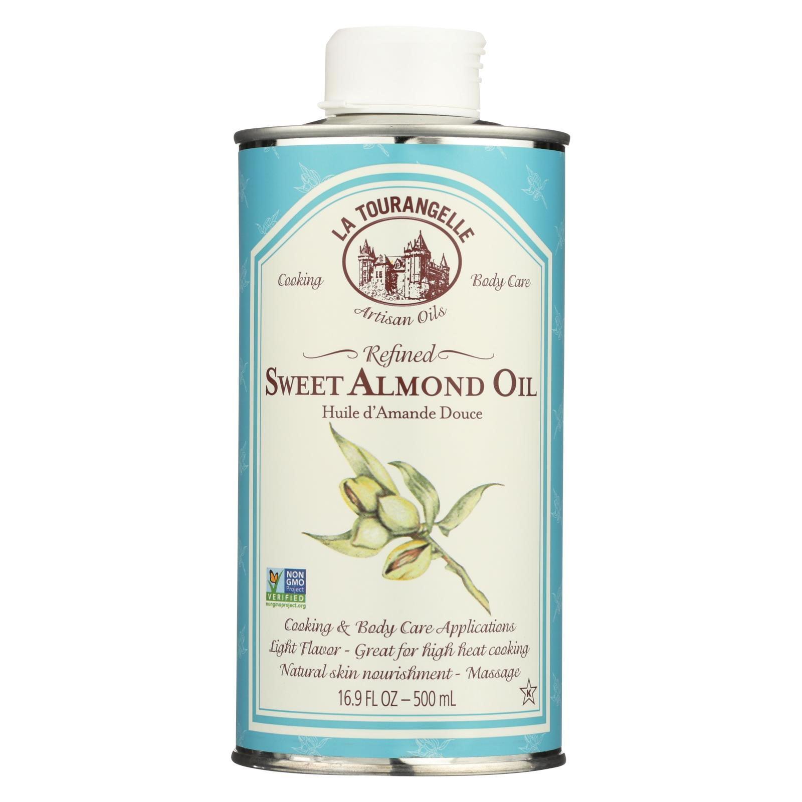 La Tourangelle Sweet Almond Oil - 16.9 Fl oz.