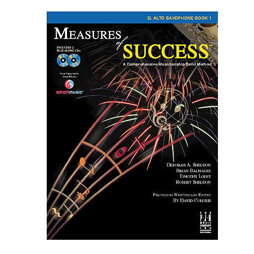 Measures of Success - Alto Saxophone Bk 1