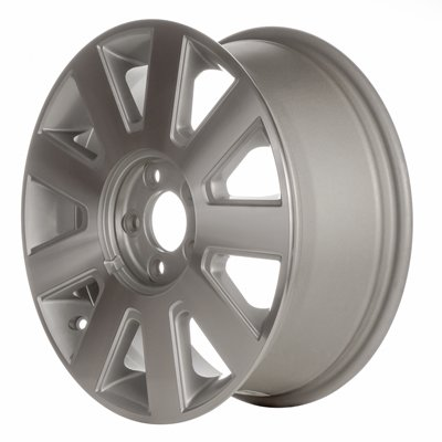 Wheel for 2003-2004 Lincoln Town Car 17x7 Silver Refinished 17 Inch Rim