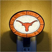 Texas Art Glass Night Light