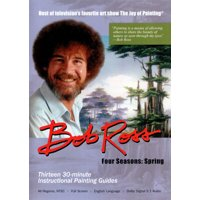 Bob Ross The Joy Of Painting: Spring Collection (DVD)