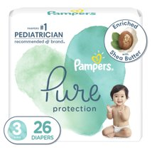 Diapers: Pampers Pure Protection