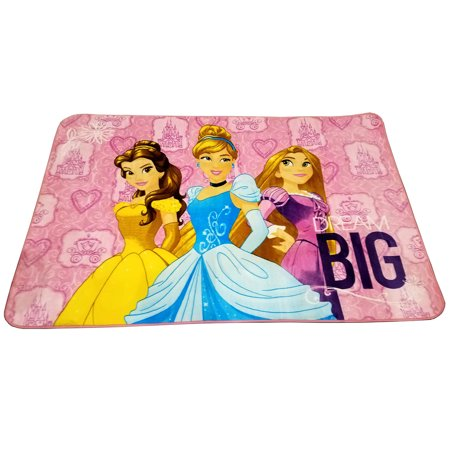 Disney Princess 54 X80 Large Soft Non Slip Area Rug