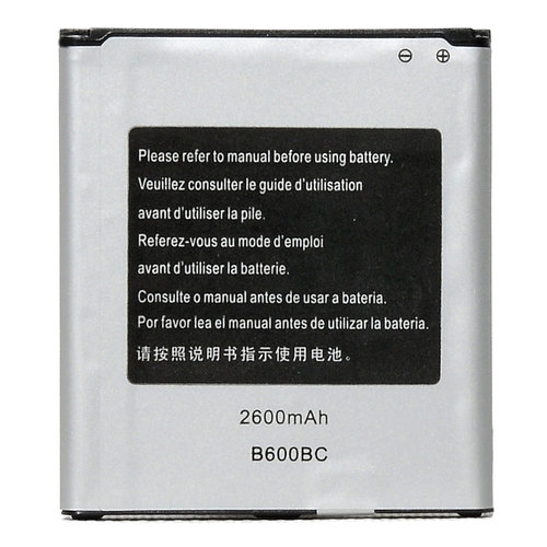 Samsung Galaxy S4 IV: i9500 i9508 i9505 i959 i9502 Replacement B600BC - 2600mAh Superb Choice Cell Phone Battery