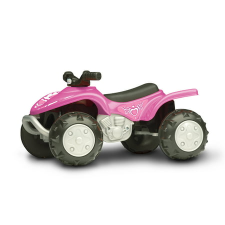American Plastic Toys - Girls' Trail Runner ATV