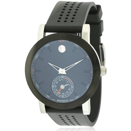 Movado Museum Sport Motion Smartwatch Mens Watch 0660003