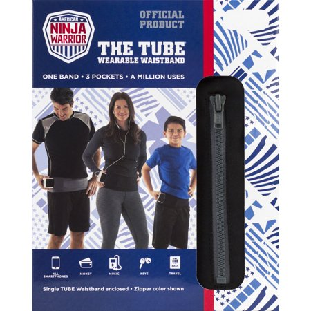 American Ninja Warrior Ninja The Tube Waistband - Extra Small/Small - - Ninja Sash