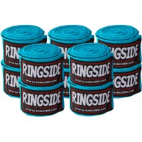 "Ringside Mexican-Style Boxing Handwraps - 180"" - 5 Pack Electric Blue"