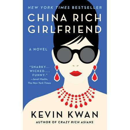 China Rich Girlfriend (Buzz's Girlfriend)