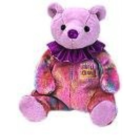 ty beanie baby - february the birthday bear - Beanie Babies Birthdays