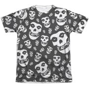Misfits Fiends All Over (Front Back Print) Mens Sublimation Shirt