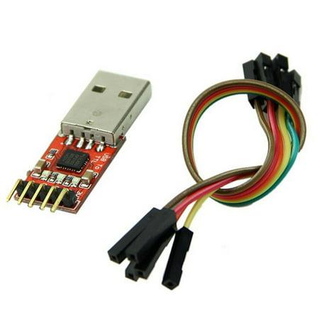 USB 2.0 to TTL UART 5PIN Module Serial Converter (Sel Usb To Uart Bridge Controller Driver)