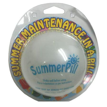 SeaKlear Swimming Pool SummerPill Maintenance Pill Clarifier - 30,000 Gal | AP81 (Pill Pool)