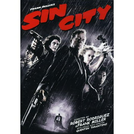 Lionsgate Sin City Dvd Ws