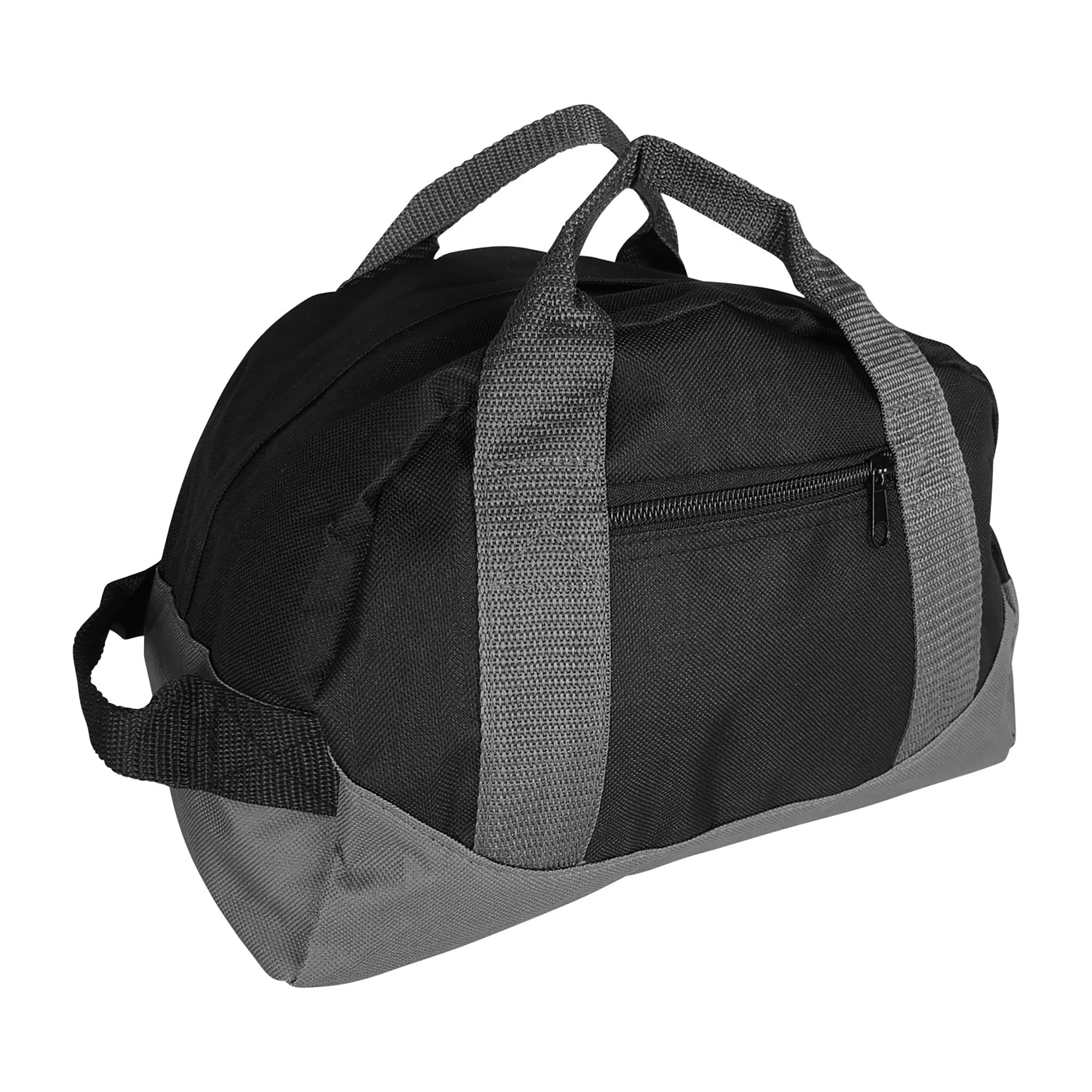 "DALIX 12"" Mini Duffel Bag Gym Duffle in Black by DALIX"