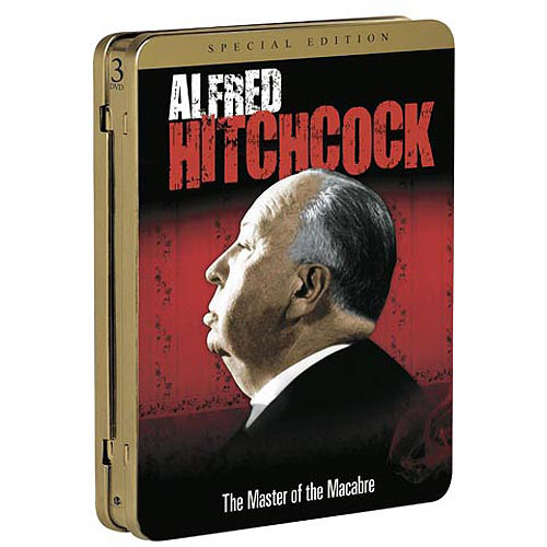 Alfred Hitchcock: The Master Of The Macabre Murder!   Sabotage   Jamaica Inn (Full Frame) by IMAGE ENTERTAINMENT INC