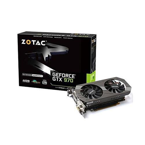 ZOTAC                               GEFORCE GTX 970 PCI EXPRESS