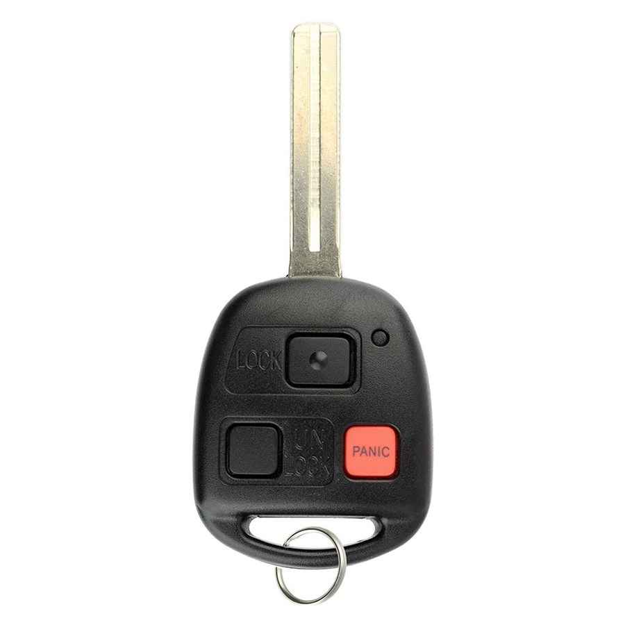 Lexus Key Fob >> Keylessoption Keyless Entry Remote Control Uncut Car Master Key Fob For Lexus Rx300 N14tmtx 1 Walmart Com