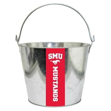 Southern Methodist University Mustangs Metal Drink (University Buckle)