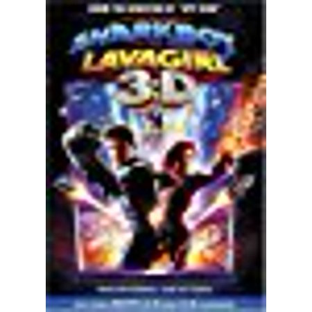 Shark Boy Lava Girl Costume (The Adventures of Sharkboy and Lavagirl in 3-D also includes 2d)