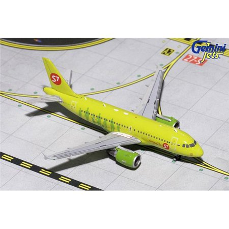 Gemini Jets 1 400 Gj1660 S7 Airlines Russia Airbus A319 1 400